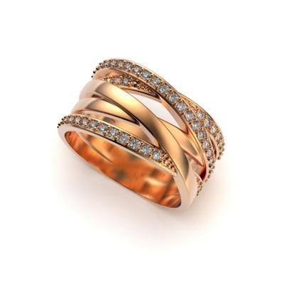Восковка кольцо 8721