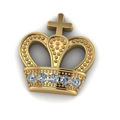 Восковка корона 8723