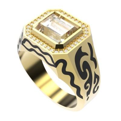 Восковка кольцо 8731