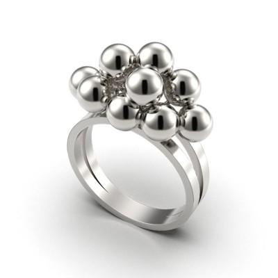 Восковка кольцо 8739