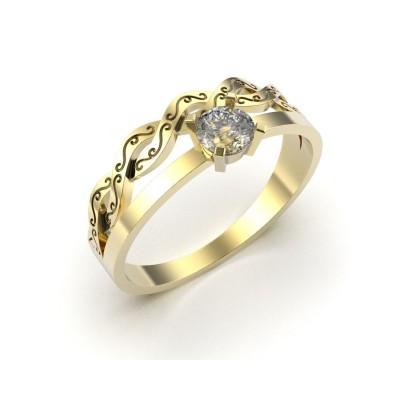 Восковка кольцо 8745