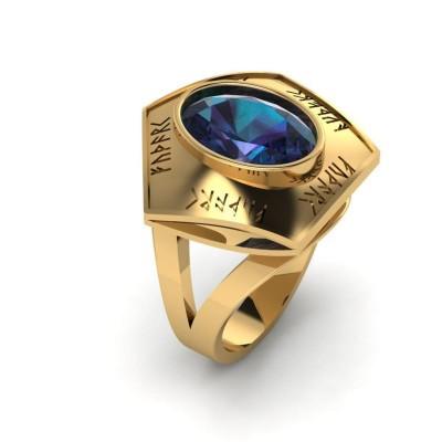 Восковка кольцо 8747