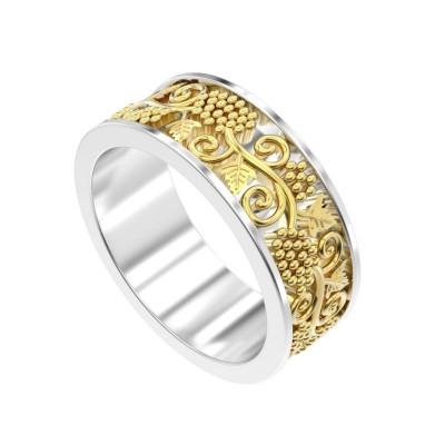 Восковка кольцо 8751
