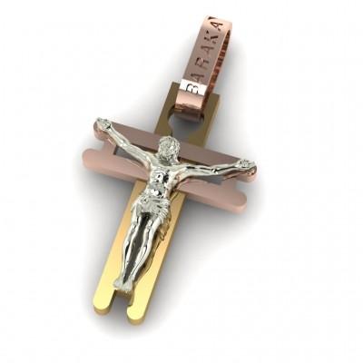 Восковка крест 8758