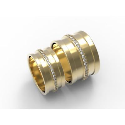 Восковка кольцо 8765