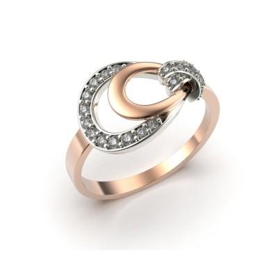 Восковка комплект кольцо серьги кулон 8781