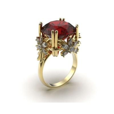 Восковка кольцо 8790