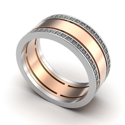 Восковка кольцо 8812