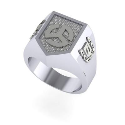 Восковка кольцо 8818