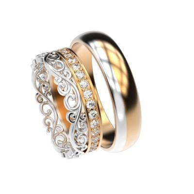 Восковка кольцо 8824