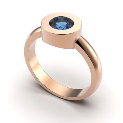 Восковка кольцо 8829