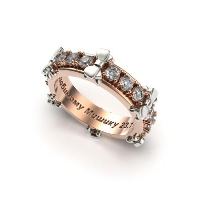 Восковка кольцо 8835