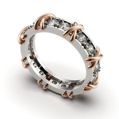 Восковка кольцо 8846
