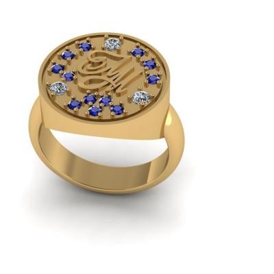 Восковка кольцо 8866