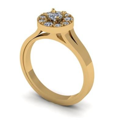 Восковка кольцо 8874