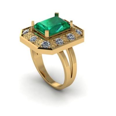 Восковка кольцо 8988,Восковка кольца,Милабо.