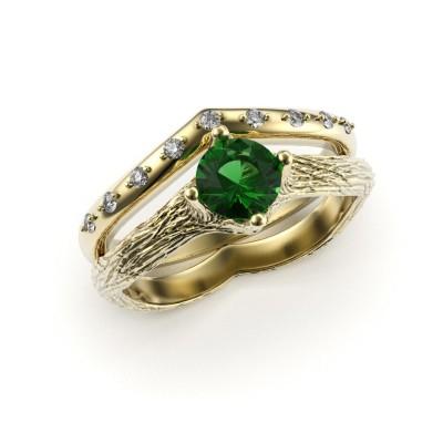 Восковка кольцо 8989,Восковка кольца,Милабо.