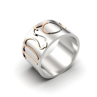 Восковка кольцо 9005,Восковка кольца,Милабо.