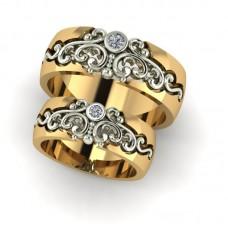 Восковка кольца 9019