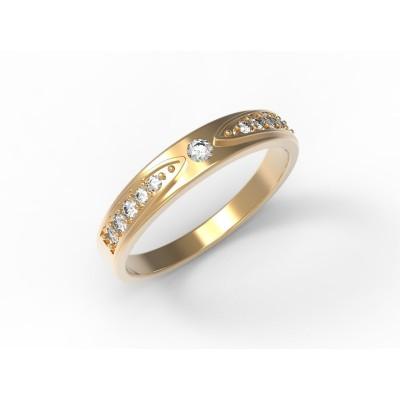 Восковка кольцо 9048,Восковка кольца,Милабо.