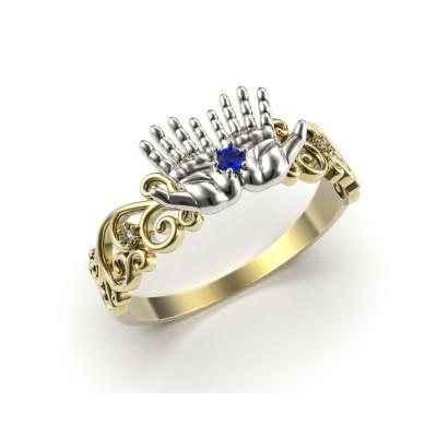 Восковка кольцо 9065,Восковка кольца,Милабо.