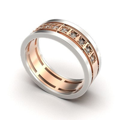 Восковка кольцо 9078,Восковка кольца,Милабо.