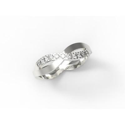 Восковка кольцо 9089,Восковка кольца,Милабо.