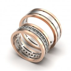 Восковка кольца 9104