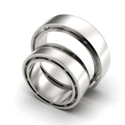 Восковка кольцо 9128, Восковка кольца, Милабо.