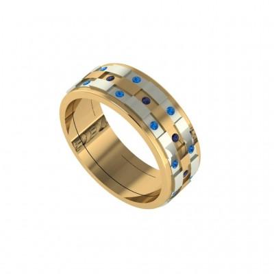 Восковка кольцо 9135