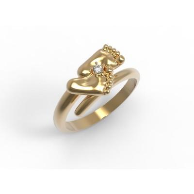 Восковка кольцо 9143