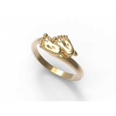 Восковка кольцо 9147