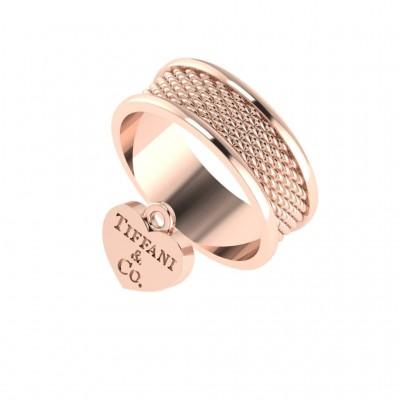 Восковка кольцо Тиффани 9162