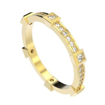 Восковка кольцо 9167