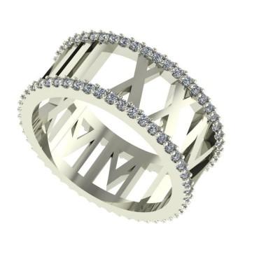Восковка кольцо 9173