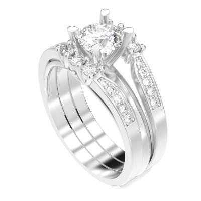Восковка кольцо 9177
