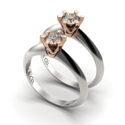 Восковка кольцо Тиффани 9222