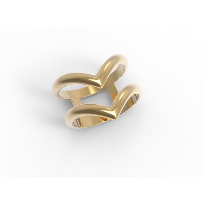 Восковка кольцо 9234