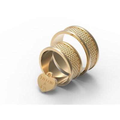 Восковка кольцо Тиффани 9235