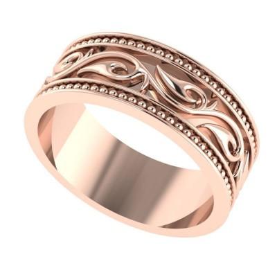 Восковка кольцо 9258