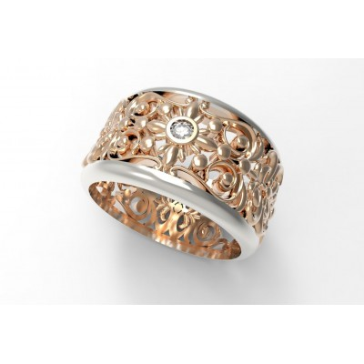 Восковка кольцо 9280