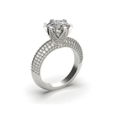 Восковка кольцо 9292