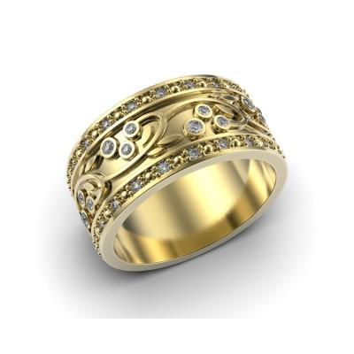 Восковка кольцо 9303