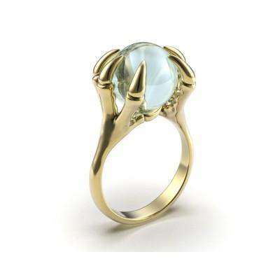 Восковка кольцо 9308
