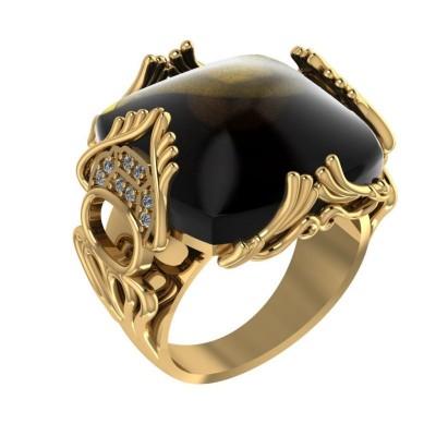 Восковка кольцо 9313