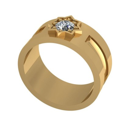 Восковка кольцо 9319