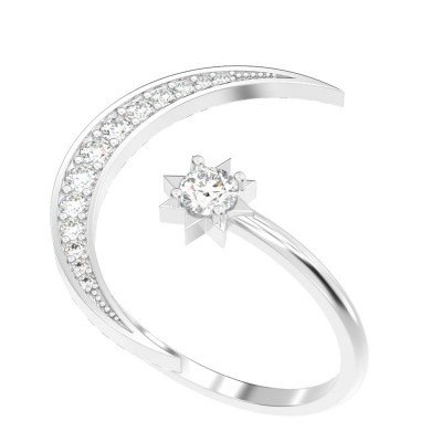 Восковка кольцо 9324