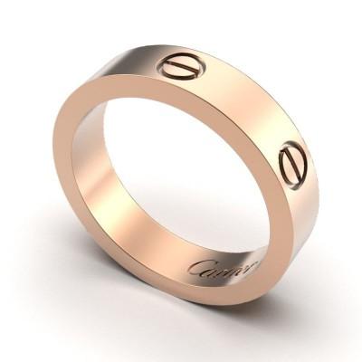Восковка кольцо Картье 9327