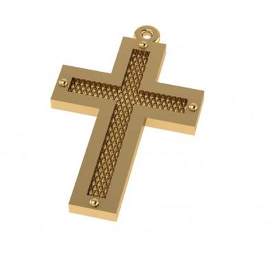 Восковка крест 9332
