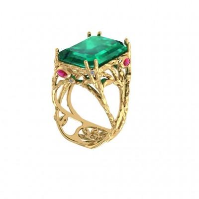 Восковка кольцо 9340